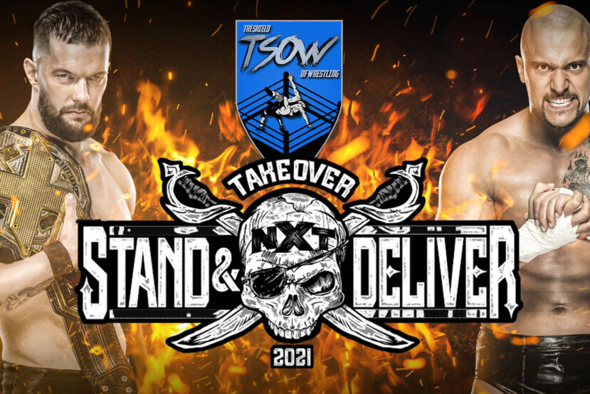 NXT TakeOver: Stand & Deliver Night 1 Risultati Live - WWE