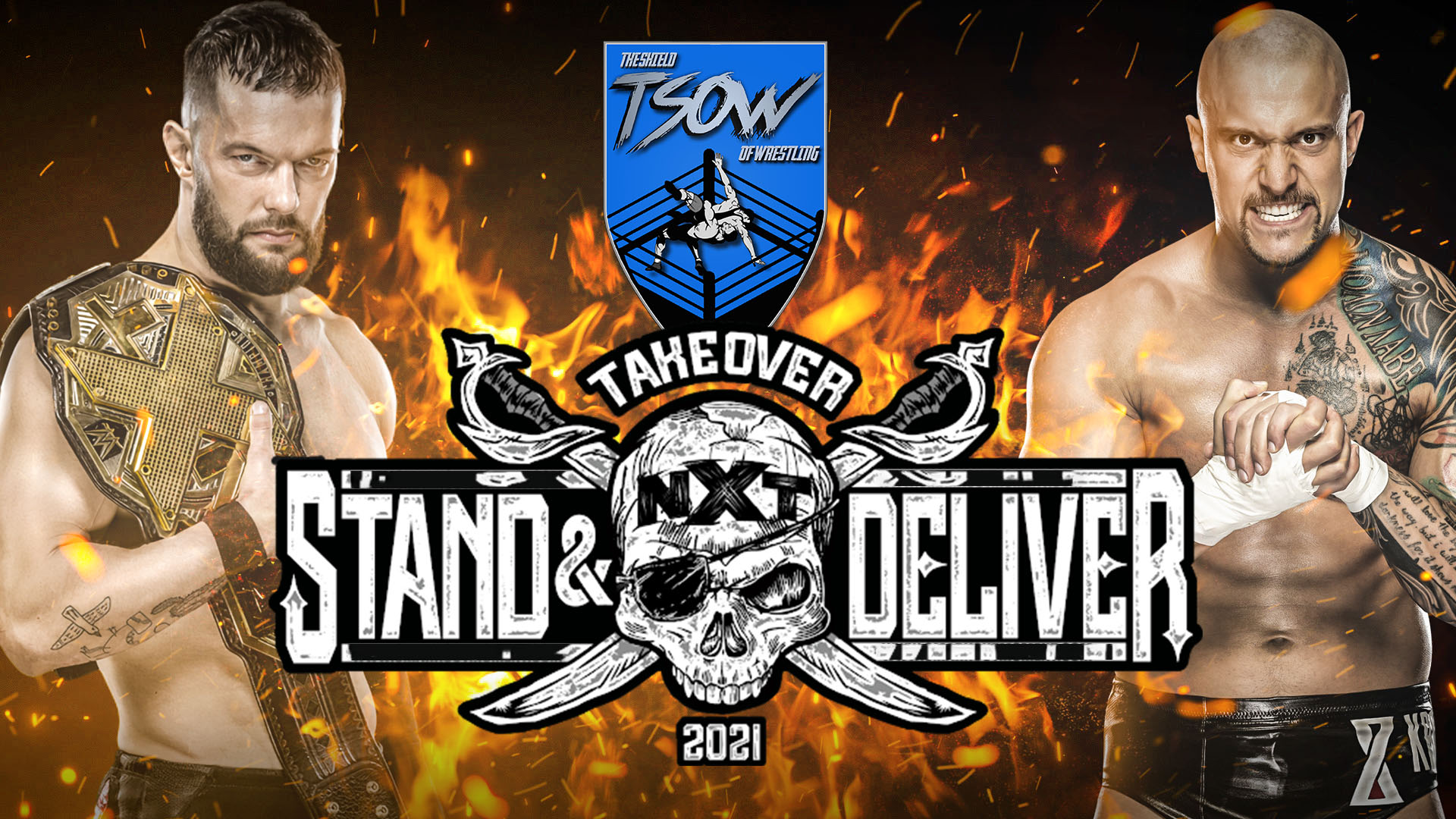 NXT TakeOver: Stand & Deliver Night 2 - Anteprima