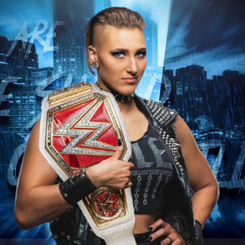 Rhea Ripley difenderà il titolo a WrestleMania Backlash