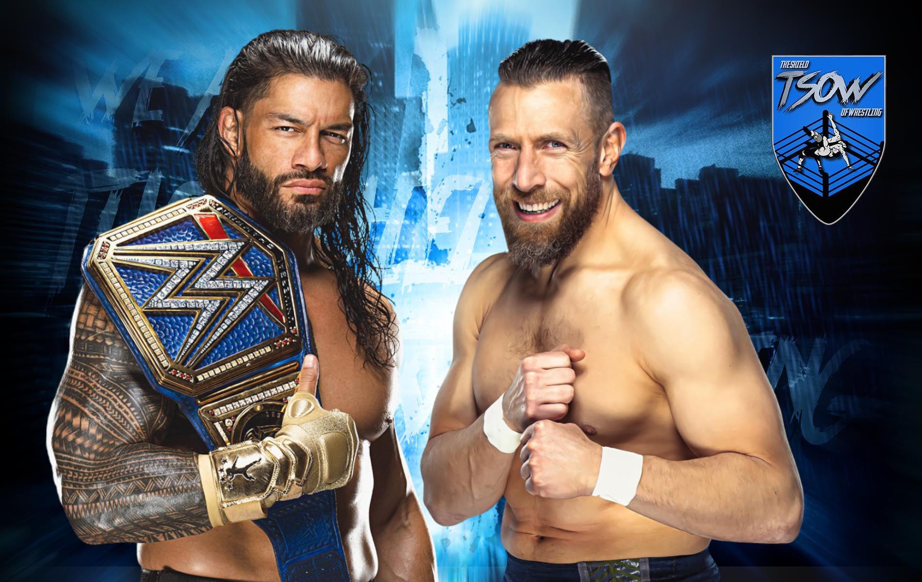Roman Reigns vs Daniel Bryan: cosa succederà a SmackDown?