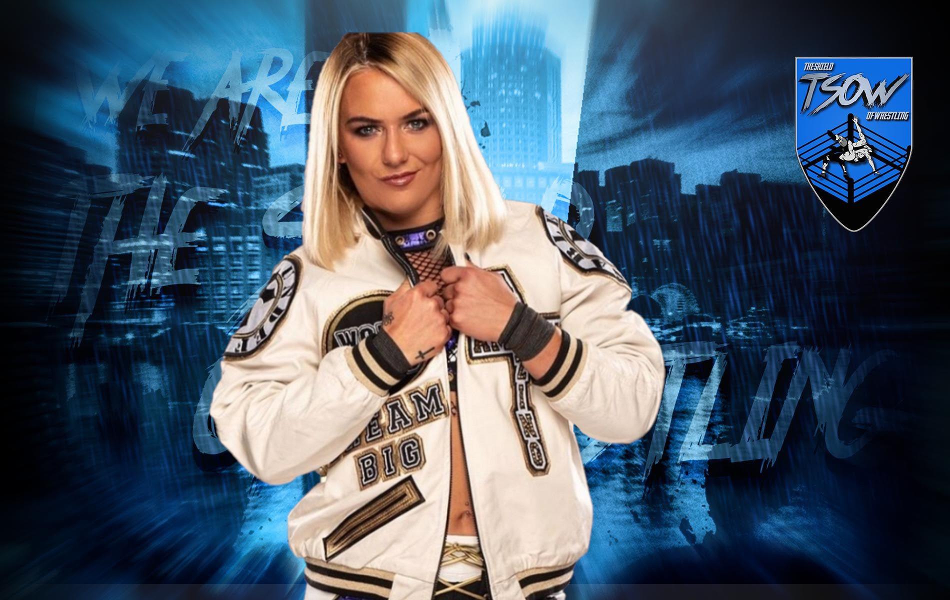 Sadie Gibbs si ritira dal mondo del wrestling
