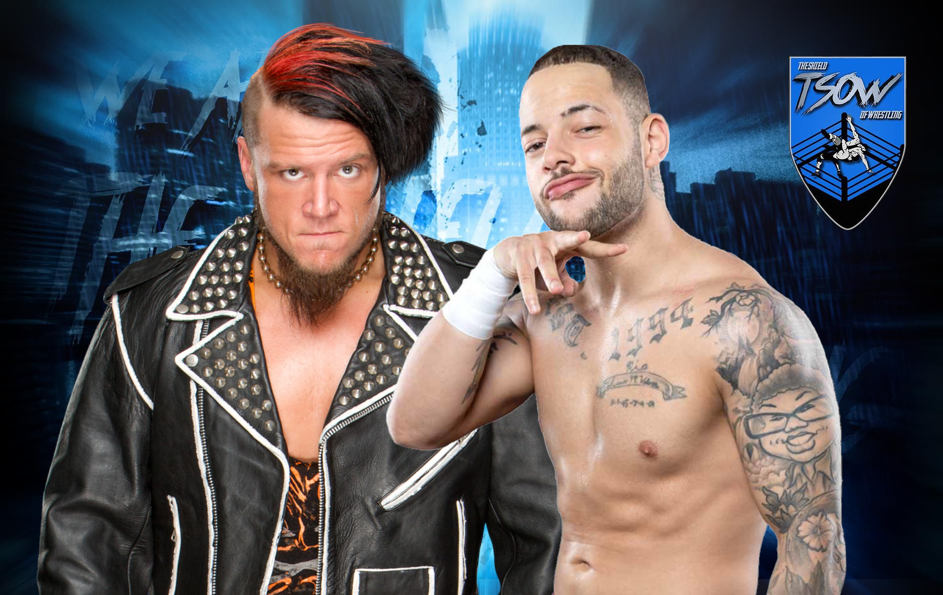 IMPACT Rebellion: risultato di Sami Callihan vs Trey Miguel