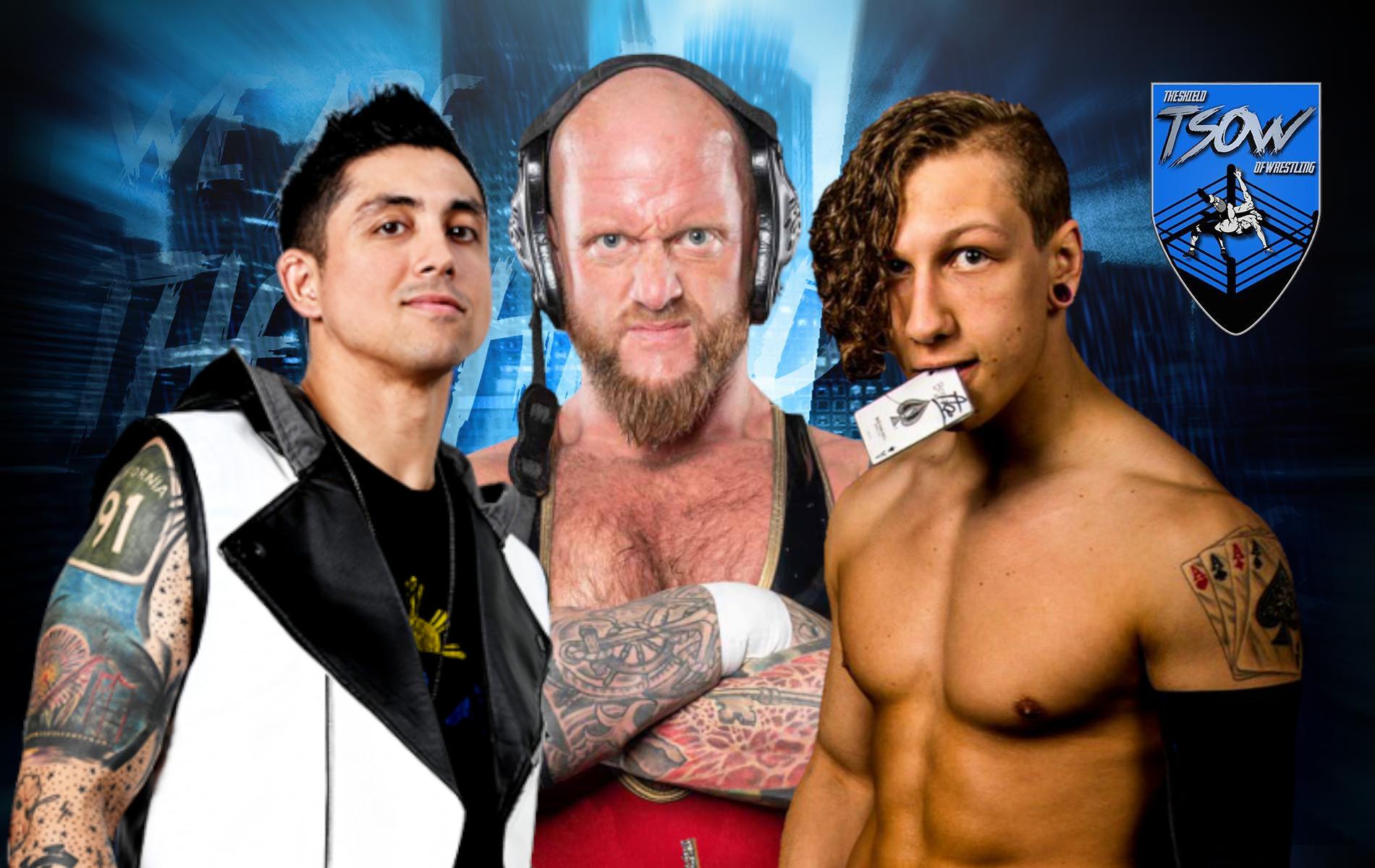IMPACT Rebellion: chi ha vinto il Triple Threat Match?