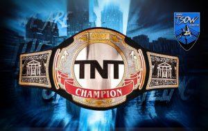 AEW: confusione intorno al TNT Championship