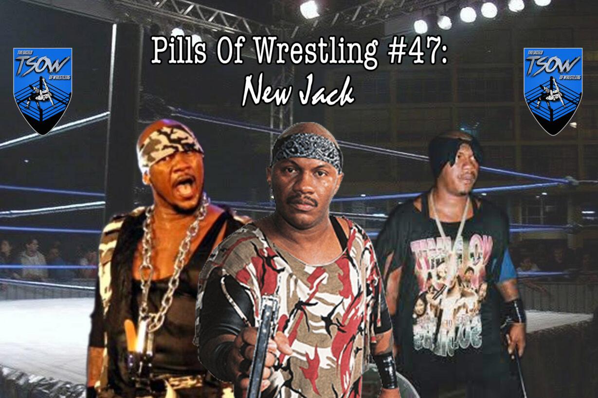 New Jack, l'Hardcore wrestling ed una carriera ricca di scandali