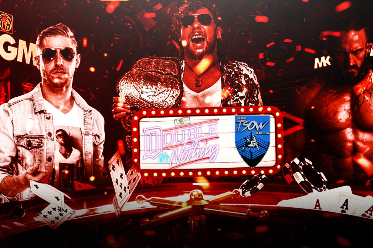 Double or Nothing 2021 - Risultati Live AEW