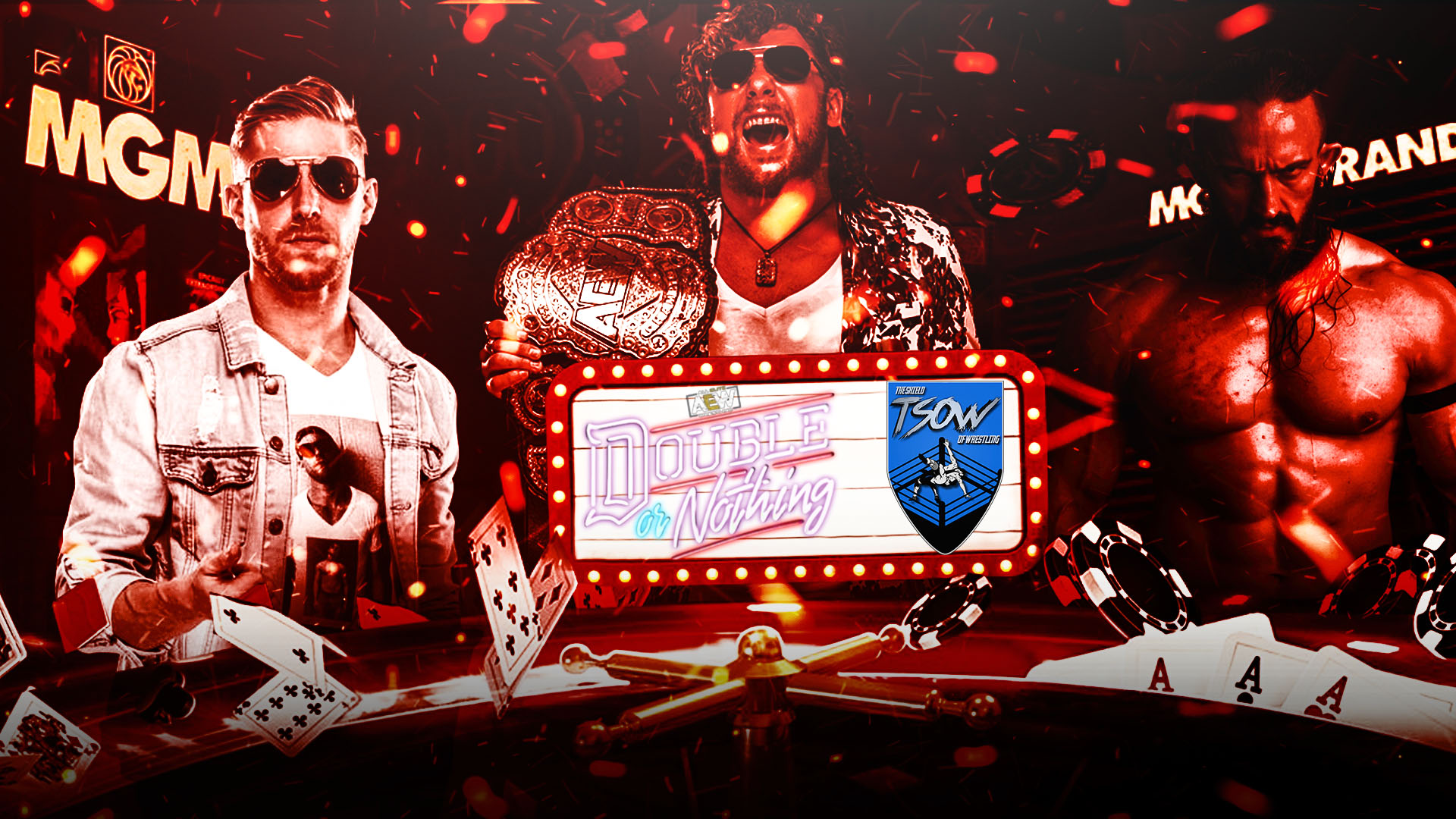 Double or Nothing 2021 Report - AEW