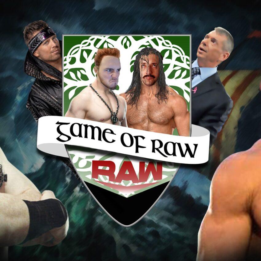 E-Vazzanikki (bel titolo per una bella puntata) - Game of RAW Podcast. Ep. 14