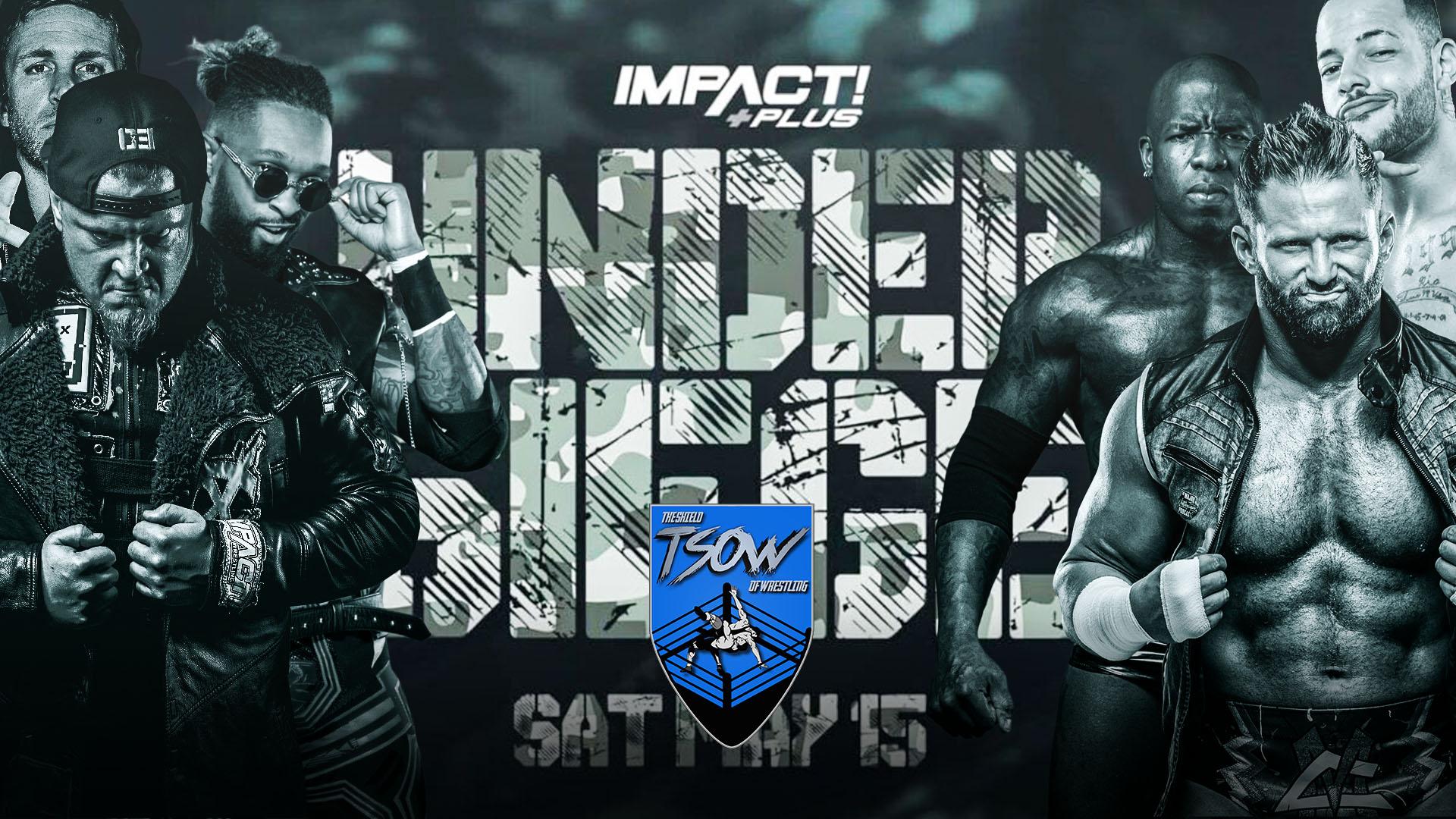 Under Siege 2021 - Risultati Live IMPACT! Wrestling