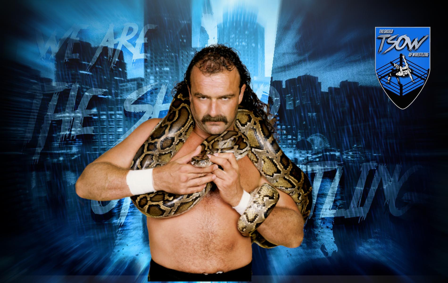 Jake Roberts sarà nel prossimo episodio di WWE's Most Wanted Treasures
