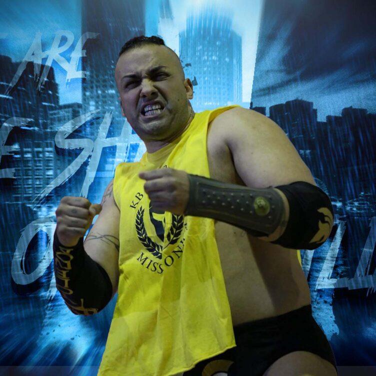 Karim Brigante vince la Coppa della Repubblica IWA