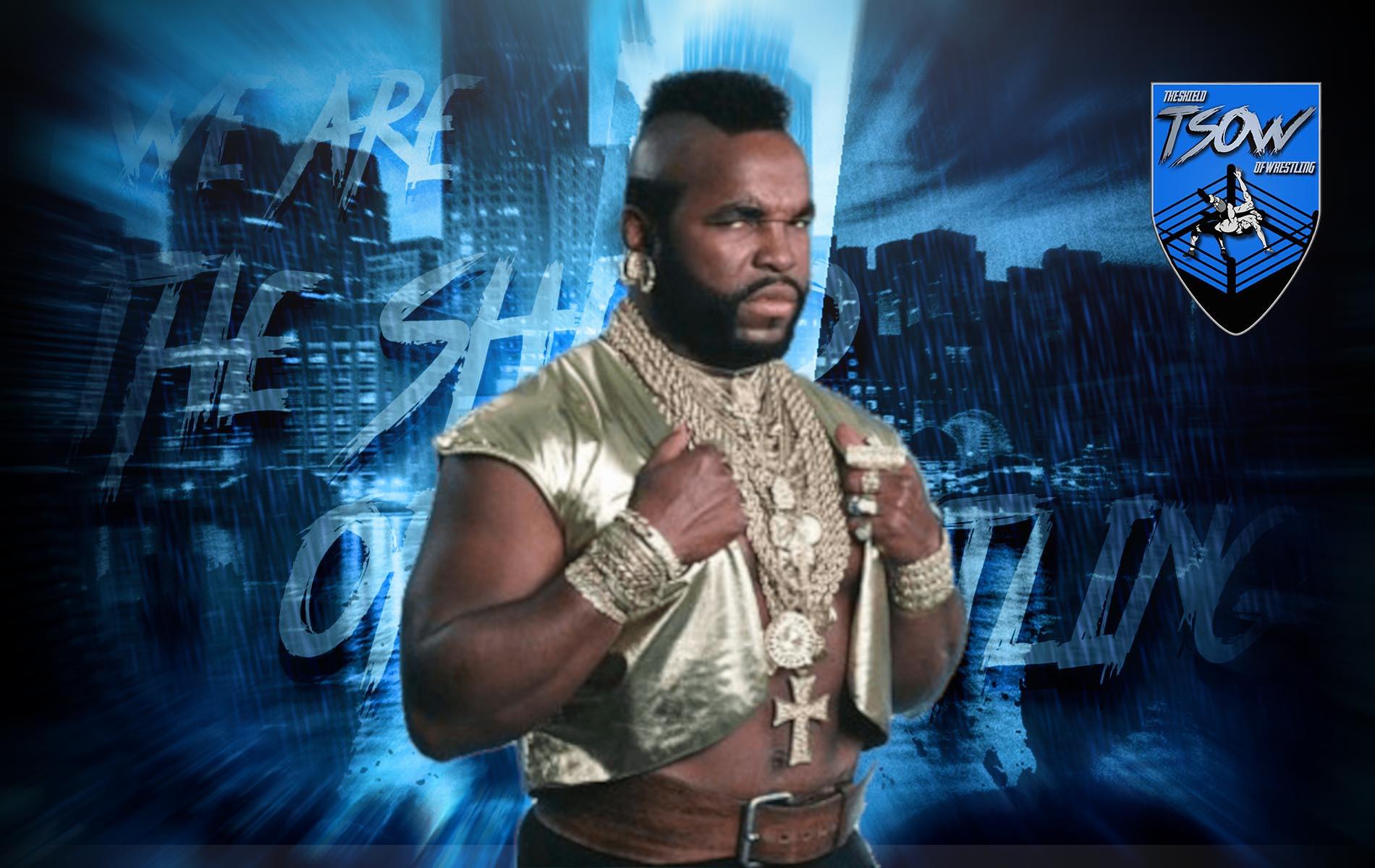 Mr. T svela i suoi attuali rapporti con la WWE