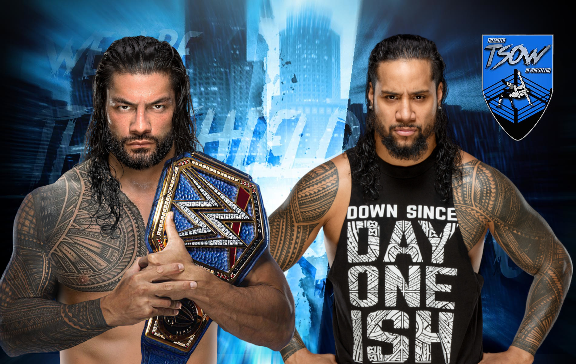 Roman Reigns affronterà Jimmy Uso a Hell In A Cell?