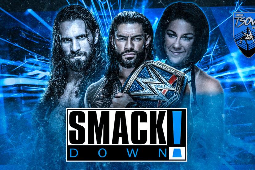 SmackDown 07-05-2021 - Risultati Live