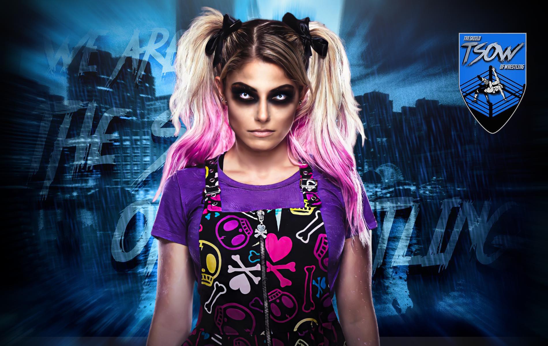 Alexa Bliss costerà il titolo a Shayna Baszler e Nia Jax?