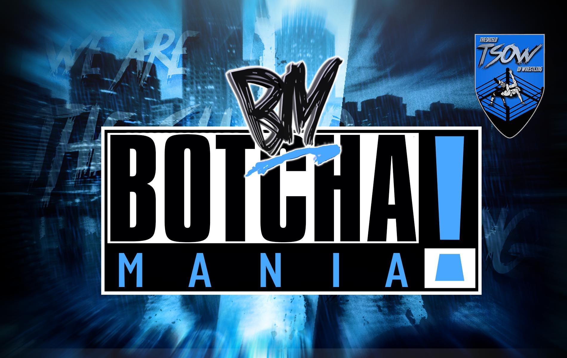 Botchamania: riaperto il canale grazie all'AEW