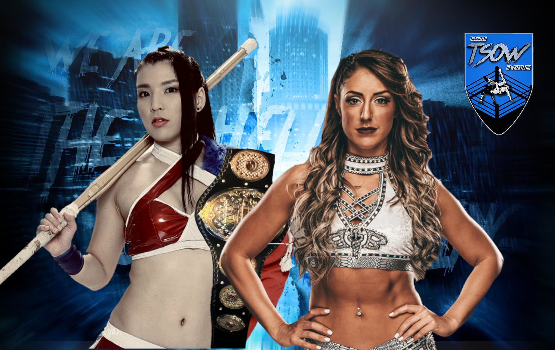 Britt Baker ha sconfitto Hikaru Shida a Double or Nothing