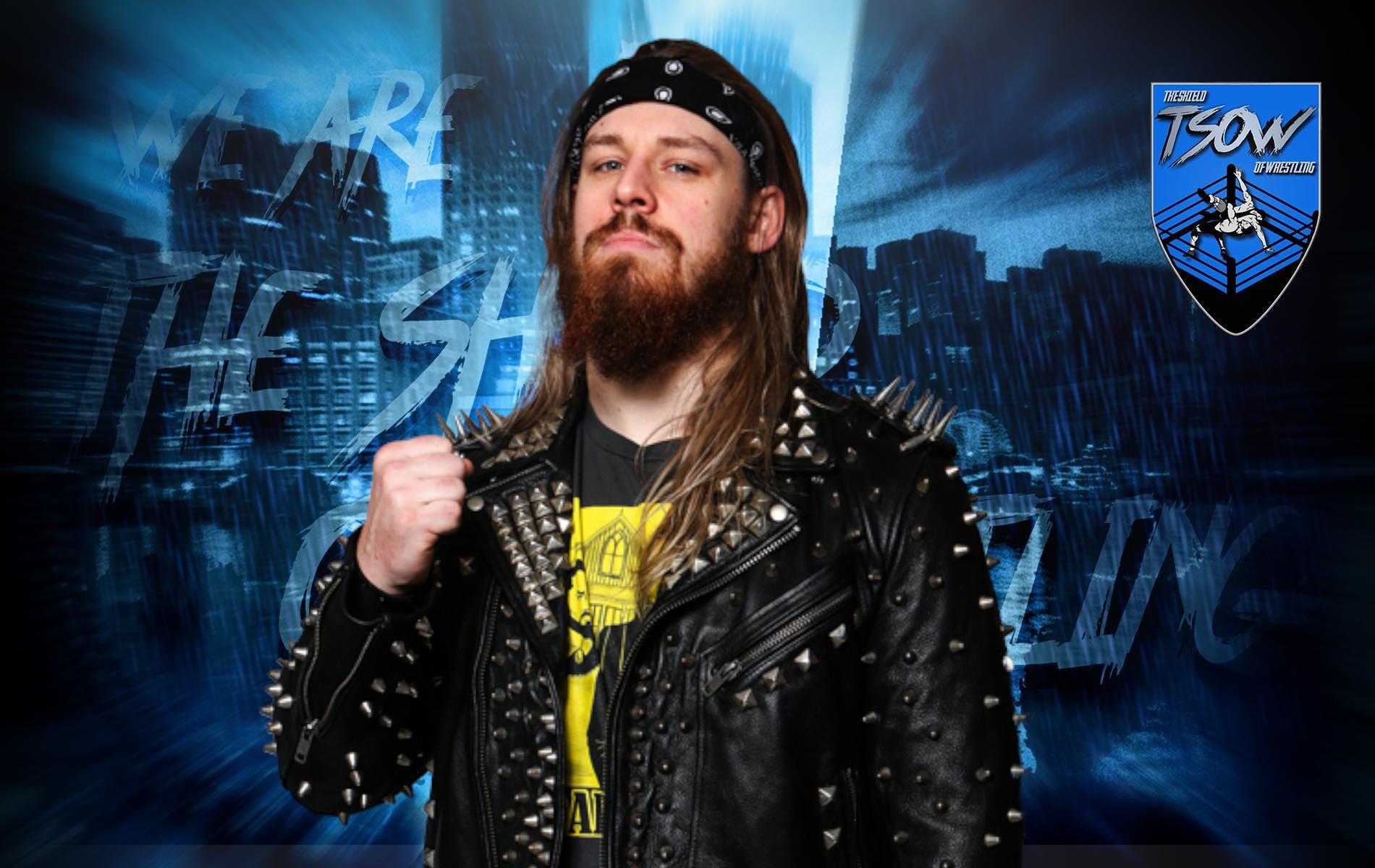 David Finlay approderà presto in WWE?