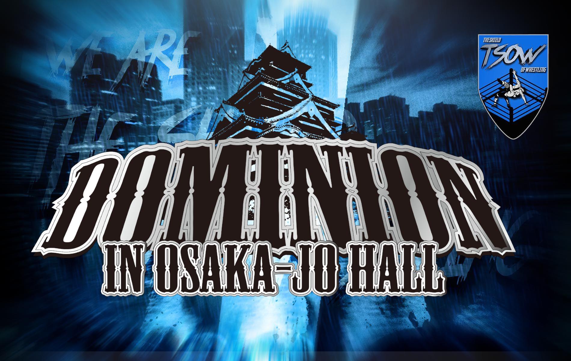 Dominion 2021 posticipato al 7 giugno