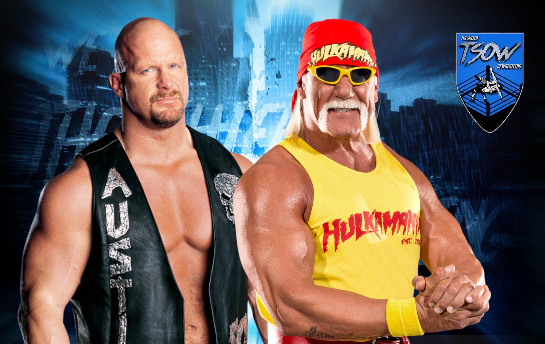 Hulk Hogan vs Stone Cold: perché non si fece?
