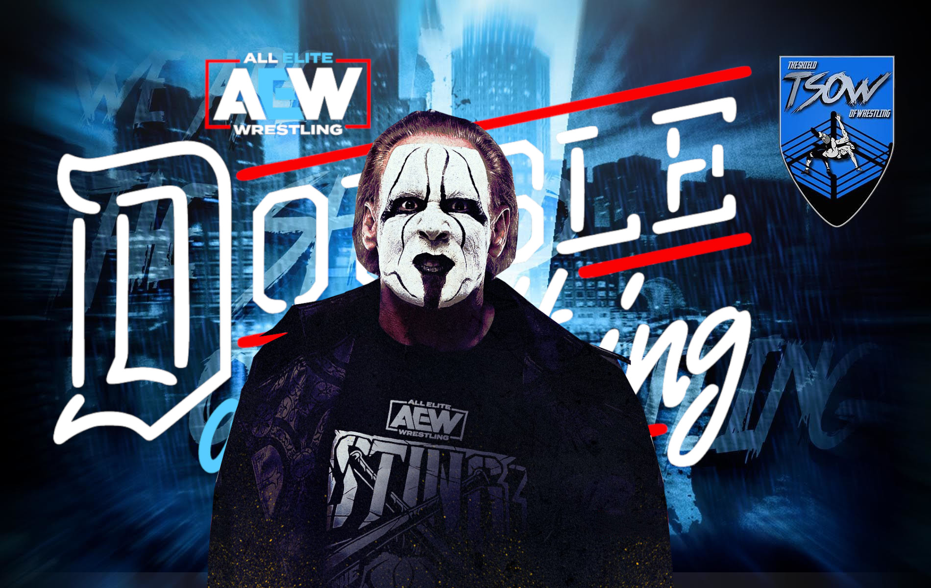 Sting: il backstage ha apprezzato la sua prestazione a DoN