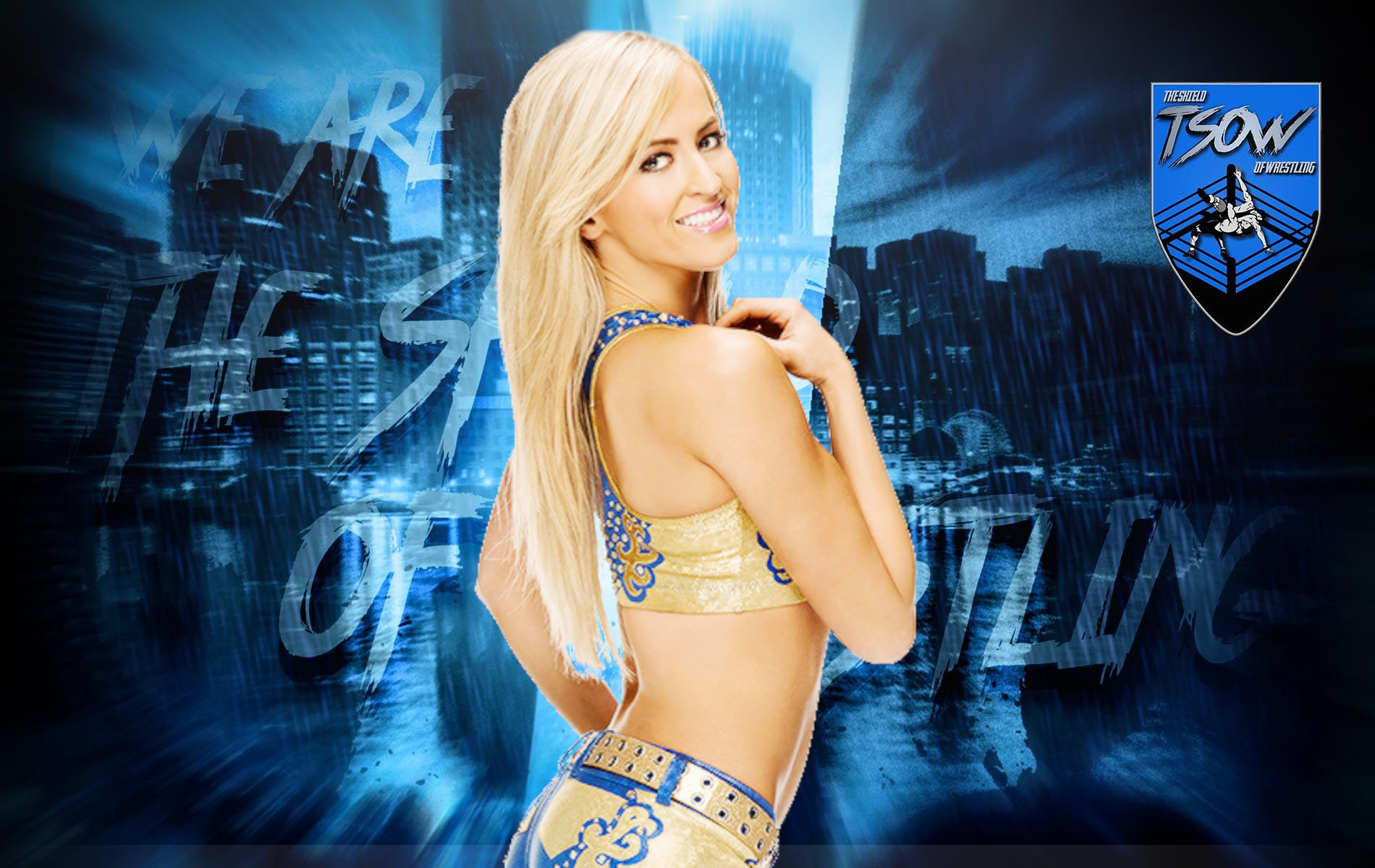 Summer Rae vorrebbe tornare in WWE