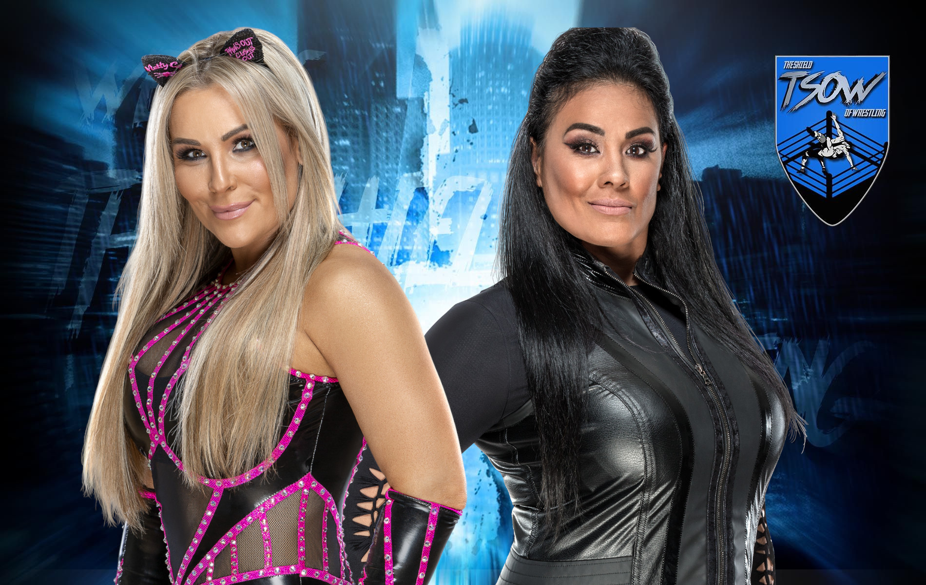 Natalya e Tamina: le cause del loro recente push