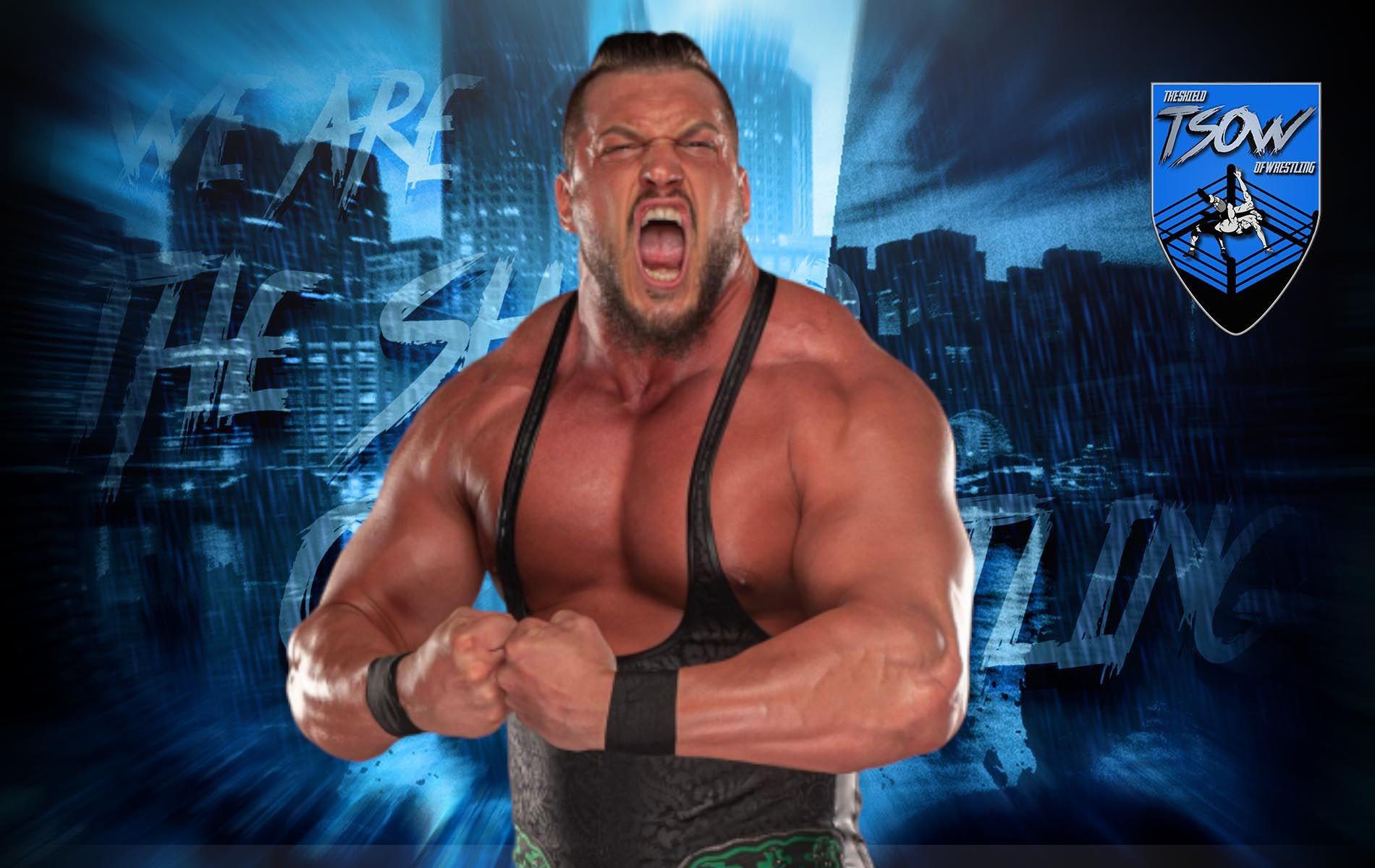 Wardlow: Jim Ross lo paragona a Batista