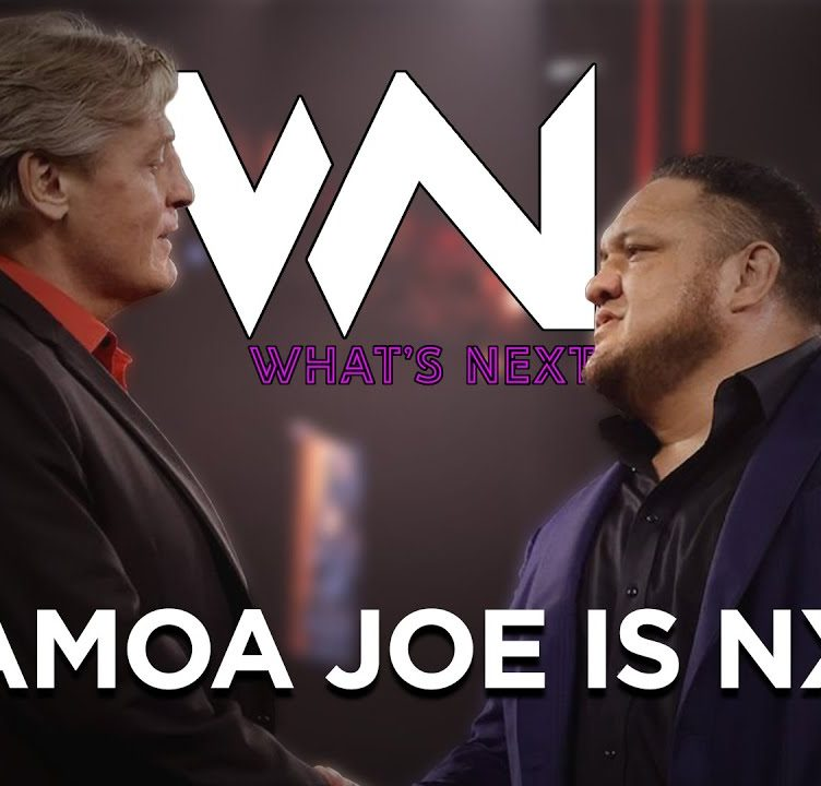 What's Next #129: Samoa Joe is NXT