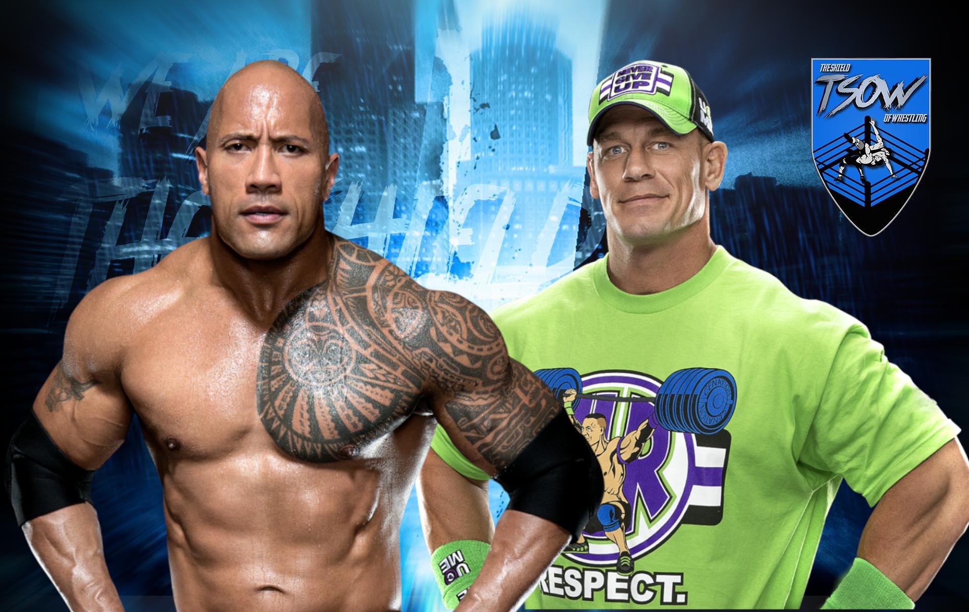 John Cena affronterà The Rock in un futuro Fast And Furious?