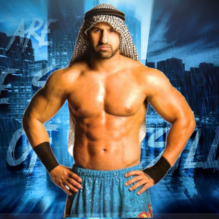 Shawn Daivari è stato riassunto dalla WWE