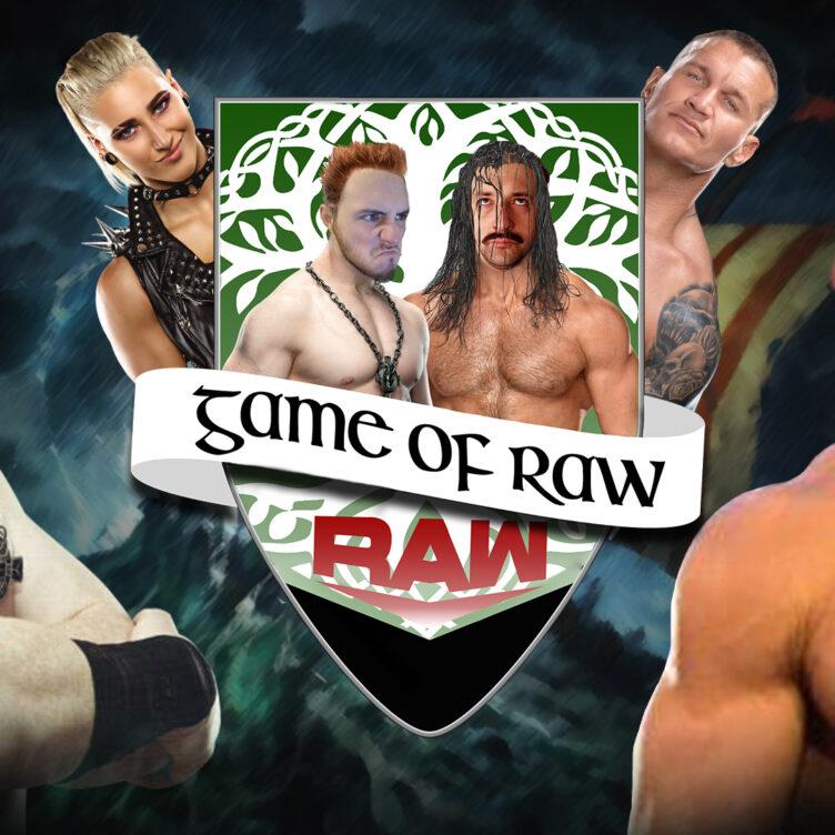 Game Of RAW Puntata 18!