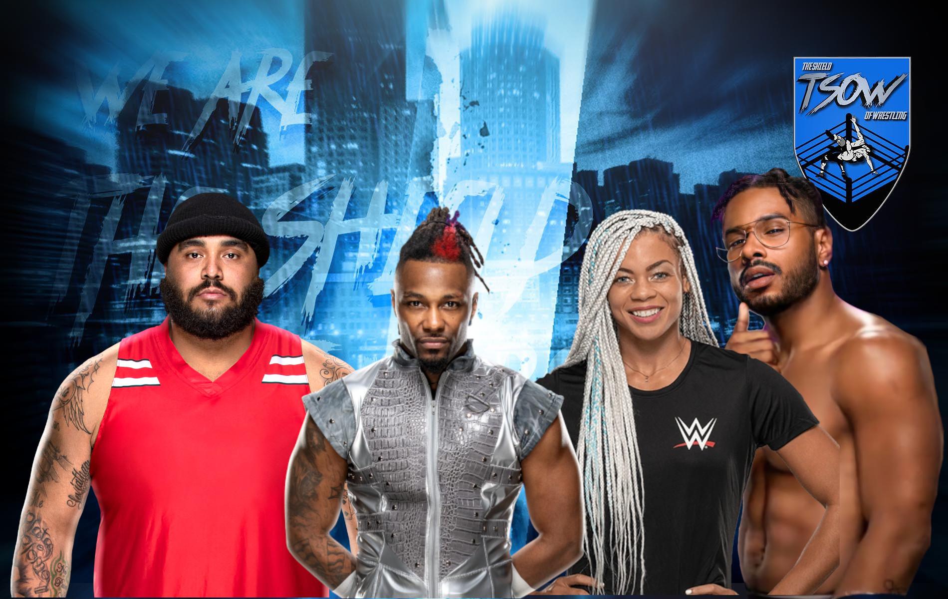 Hit Row: pubblicata la musica d'ingresso della stable di NXT