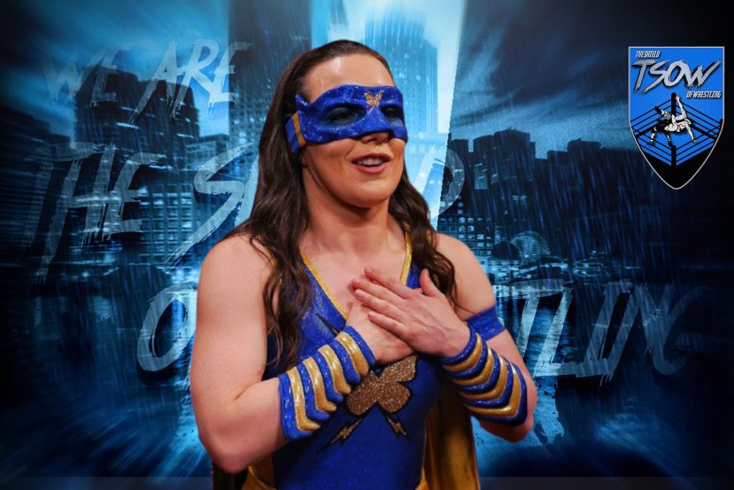 Nikki Cross ammette: non ha i superpoteri