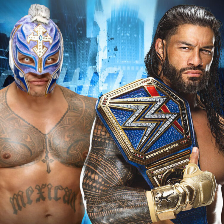 Rey Mysterio sfida Roman Reigns per Hell in a Cell
