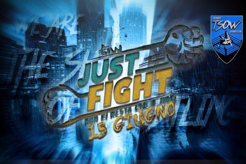 SIW Just Fight - Risultati dell'evento