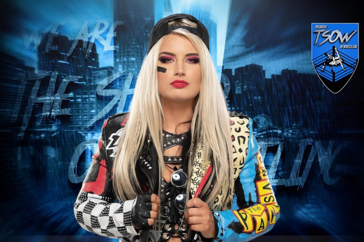 Toni Storm fa coming out: è bisessuale