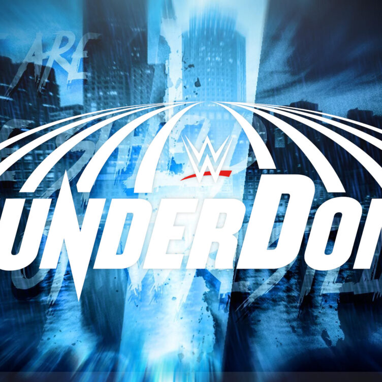 WWE ThunderDome: rubata una cintura titolata dall'arena