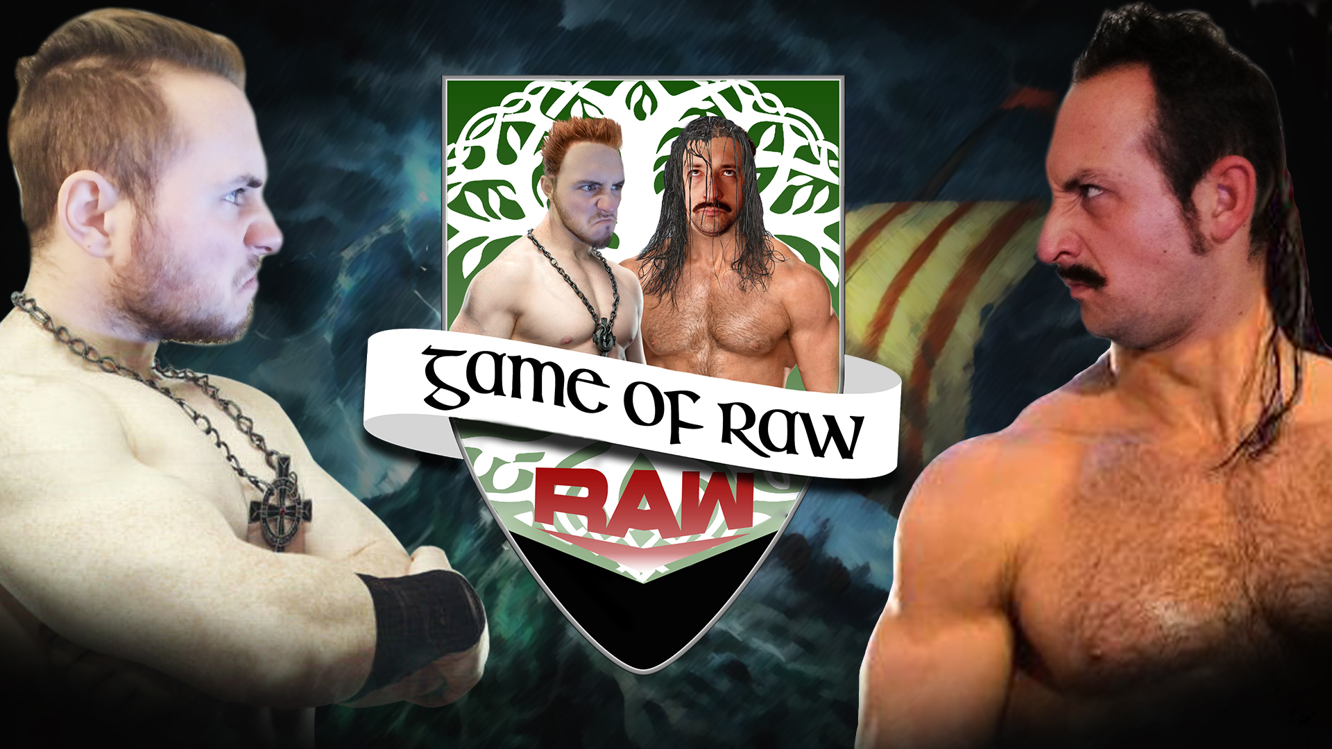 The RAW Brothers - Game Of RAW Podcast Ep. 19