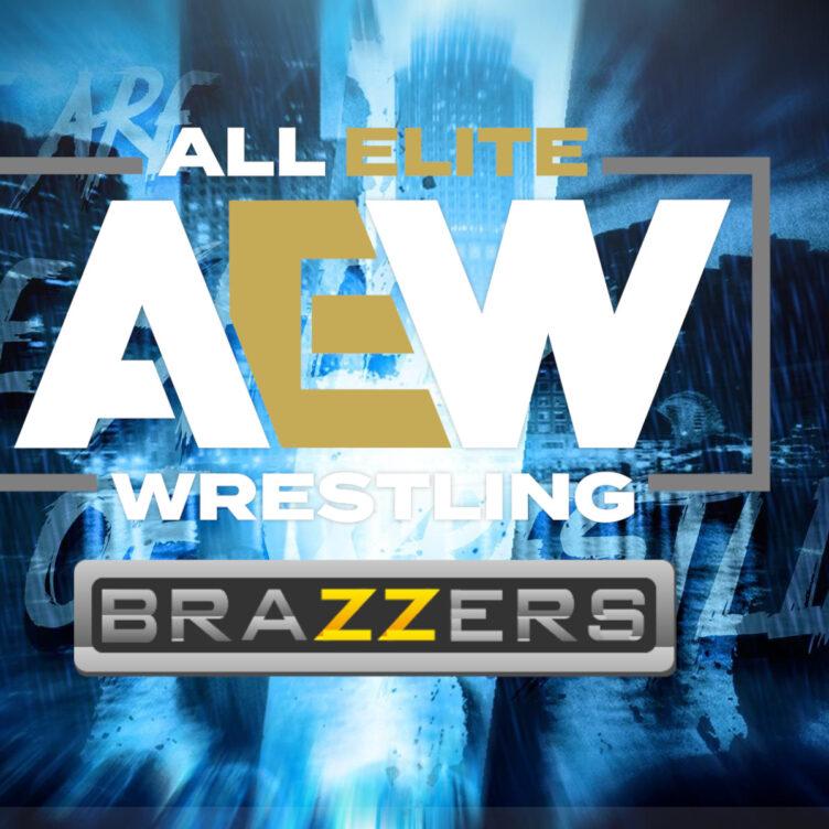 AEW segue Brazzers su Twitter: tra risate e polemiche