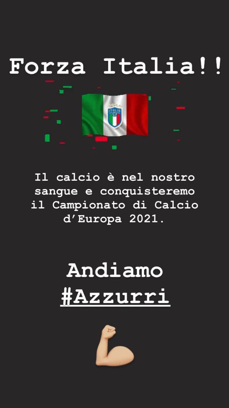 Fabian Aichner: la buona fortuna all'Italia per Euro2020