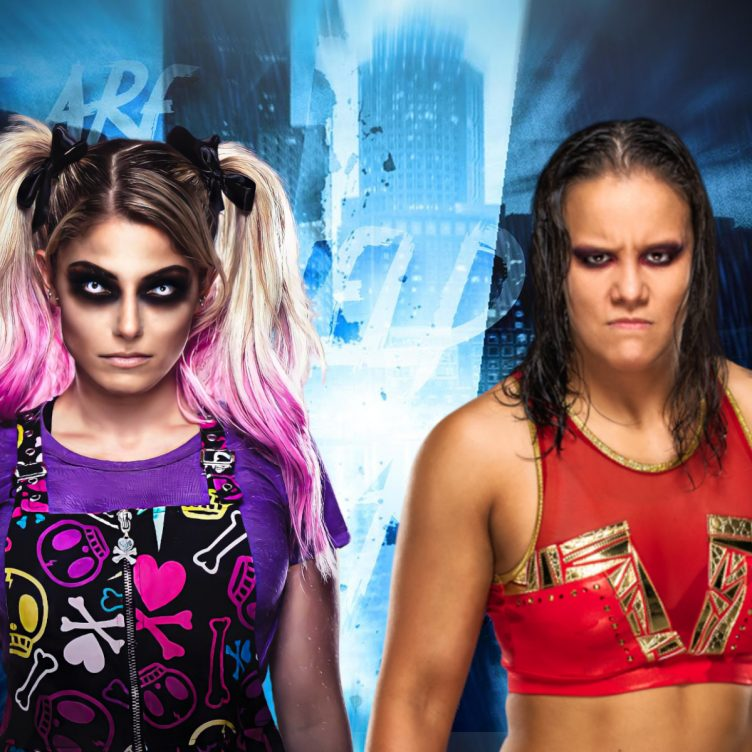 Alexa Bliss batte Shayna Baszler a Hell in a Cell