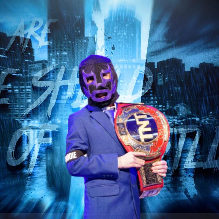 Brodie Lee Jr. ammette: da grande vuole fare il wrestler
