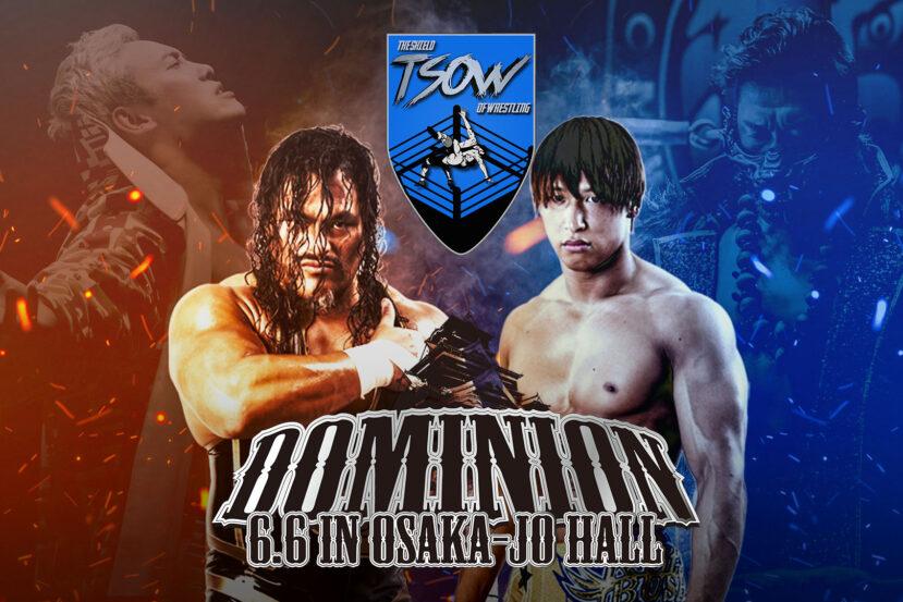 Risultati NJPW Dominion in Osaka-Jo Hall 2021