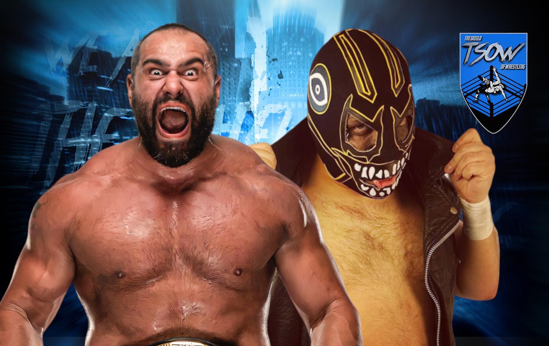 Miro affronterà Evil Uno con in palio il TNT Championship
