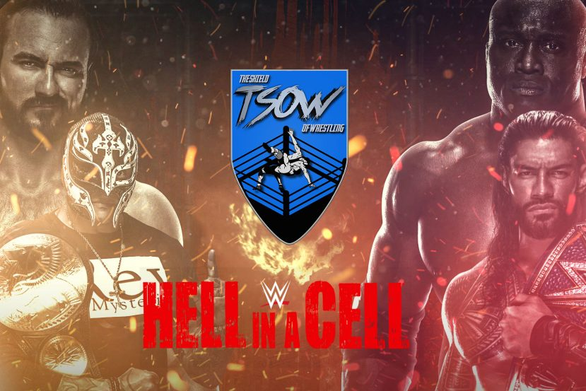 Hell in a Cell 2021 Report - WWE