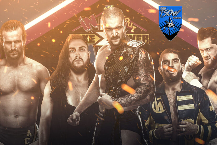 NXT TakeOver: In Your House 2021 - Risultati Live WWE
