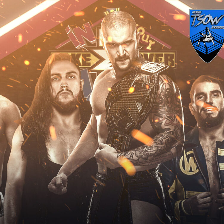 NXT TakeOver: In Your House 2021 - Anteprima