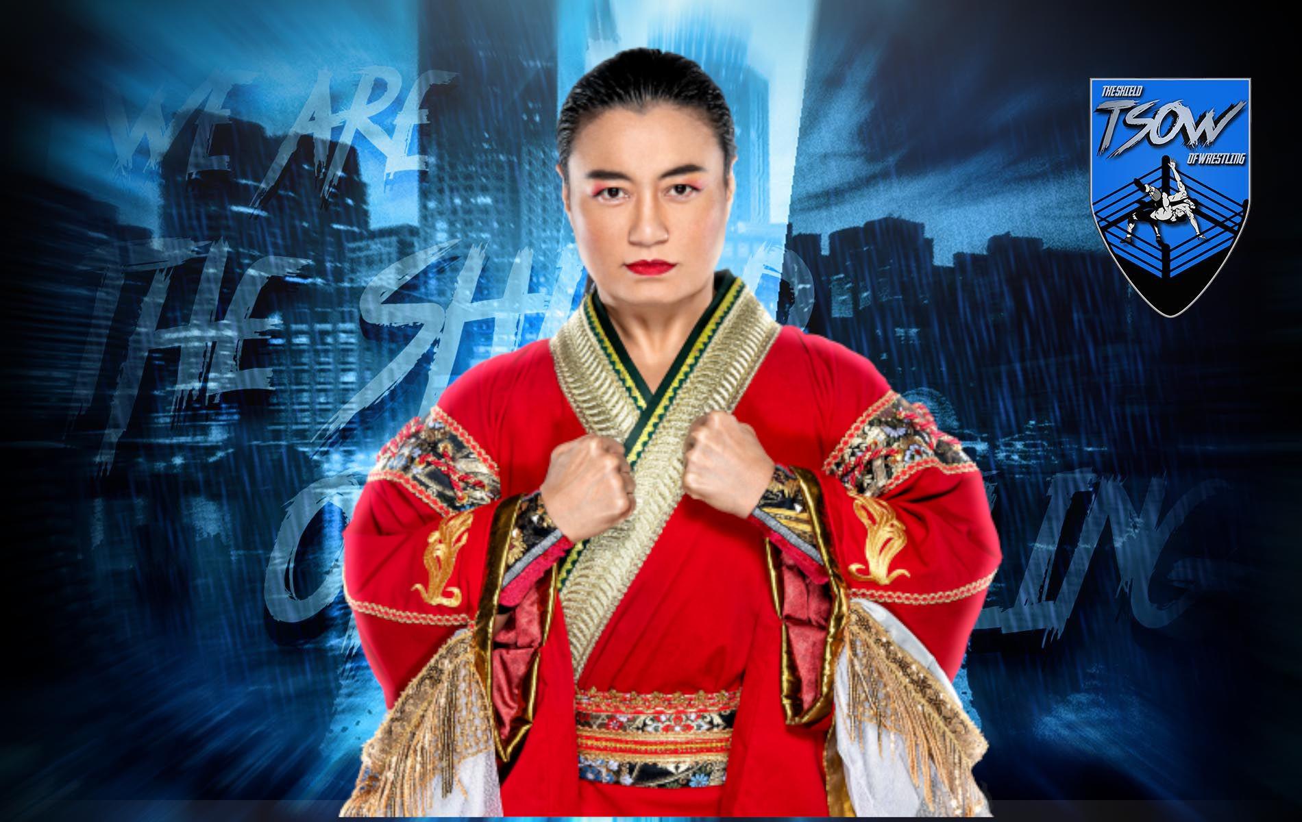Meiko Satomura è la nuova NXT UK Women's Champion