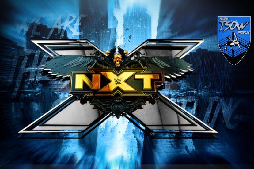 NXT: annunciati i match per la prossima settimana